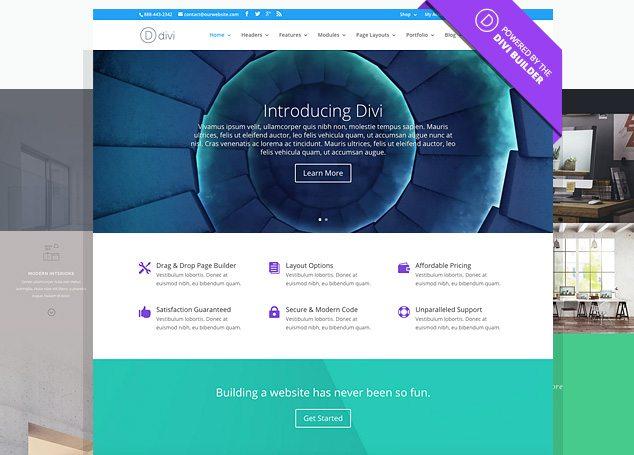 We're Your WordPress Divi webspace - SEO, marketing, social media, premium WordPress plugins, e-commerce tools all built in - Mozaic Technology